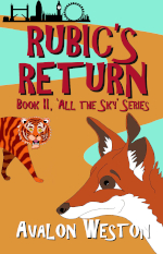 Rubic's Return cover